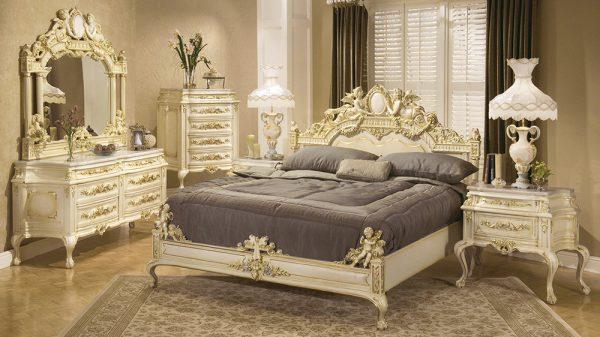 سرویس خواب کلاسیک نیکول
