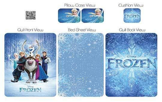 روتختی مدل فروزن – Frozen