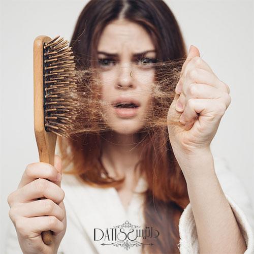 آیا ریزش مو می تواند به علت کمبود خواب شدید باشد؟