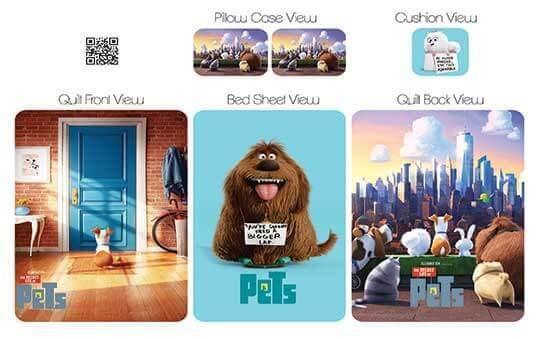 روتختی مدل پتز – Pets