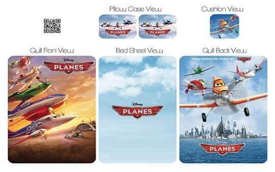 روتختی مدل پلانز – Planes