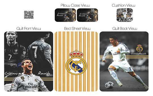 روتختی مدل رونالدو – Ronaldo