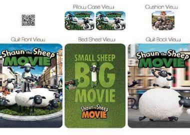 Shaun sheep (شاون شیپ)
