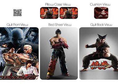 Tekken (تیکن)