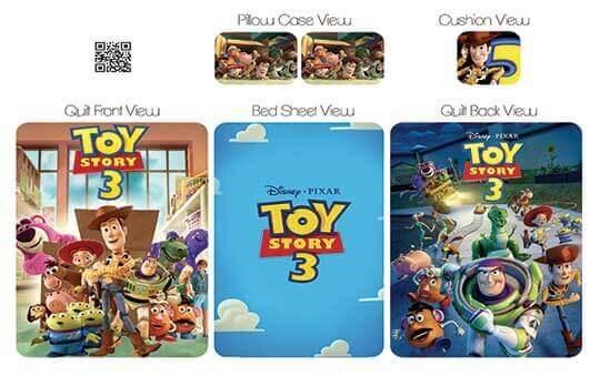 روتختی مدل توی استوری – ToyStory
