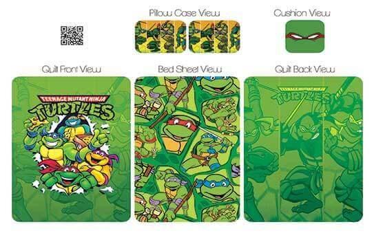 روتختی مدل تورتلس – Turtles