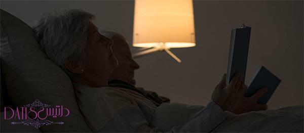 بیخوابی در اشخاص سالمند