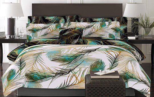 کاور لحاف مدل فیدر – Feather