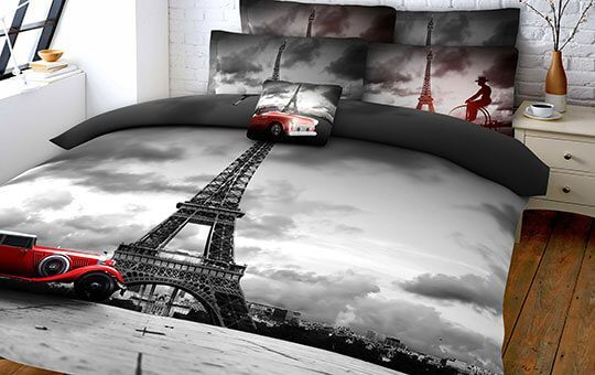 کاور لحاف مدل پاریس – Paris