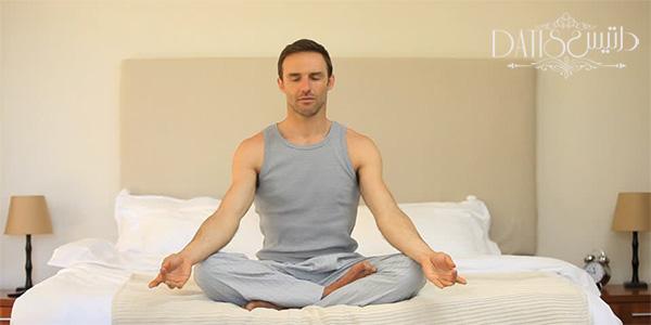 کاهش استرس و تکرار دردهای میگرن