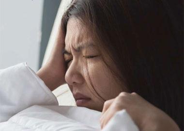 میگرن را چگونه کنترل کنیم تا خواب ما را مختل نکند ؟