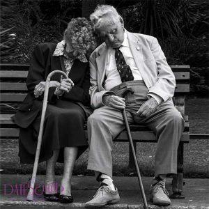 خواب دوران سالمندی