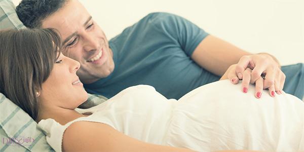 بی خوابی دوران بارداری