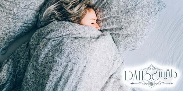 ملحفه های تخت خواب در زمستان