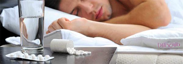 عوارض جانبی داروهای خواب آور
