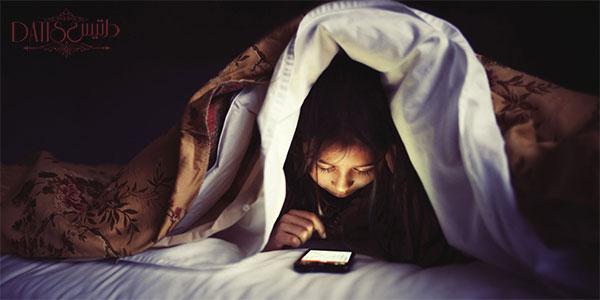گوشی موبایل کیفیت خواب را کاهش می دهد