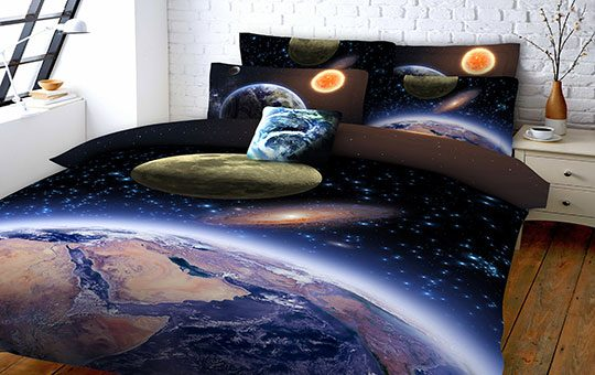 کاور لحاف مدل اسپیس - Space