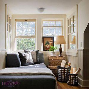 ترفندهای سازماندهی اتاق خواب و استفاده بهینه از فضاهای خانه