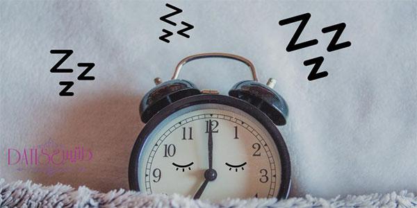 زمانبندی منظمی برای خوابیدن داشته باشید